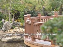 CAML Waterproof Eco-friendly,Anti-aging WPC  Garden   Fence