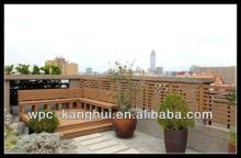 CAML Wood Plastic Garden WPC Floor And Fence