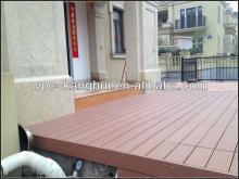 CAML 140*25mm Wood Plastic Composite / WPC  Outdoor   Decking
