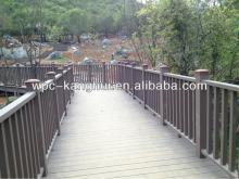 Wood Plastic Composite (WPC) Picket Fence