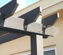 High quanlity WPC decking wood plastic composited decking
