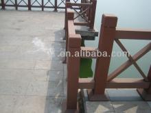 WPC Outdoor Floor Decking Wood-Plastic Composite Decking