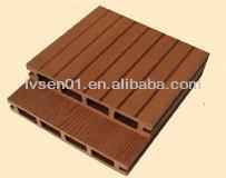 WPC flooring Anti-UV outdoor building material decking engineered flooring