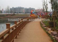 environment-friendly outdoor wpc decking eco-friendly DIY wpc flooring decorate decking