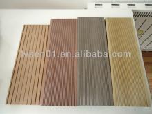 Outdoor Garden WPC Flooring anti UV waterproof WPC wall panel
