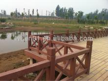 high quality good  price   wood  plastic composite wpc decking wpc flooring outdoor flooring