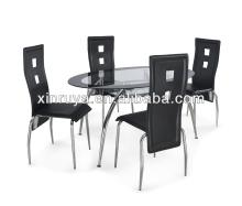Metal Dining Set Cheap Dining Table And Chair Products China Metal Dining Set