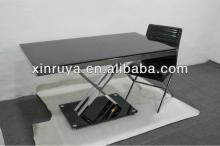 Tempered Glass Dining Set for living room