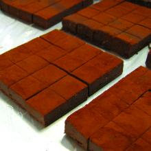 Healthy Soy Chocolate with Dark Chocolate ( Soymilk Chocolate )