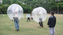 Interesting bubble ball for football on sale