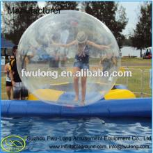 Bubble ball for football for kids and adults with CE
