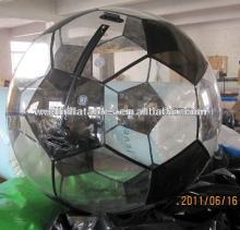 2014 cheap soccer aqua ball / football  water  ball / inflatable soccer bubble