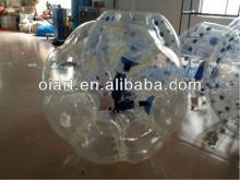 Custom   inflatable  bubble football, hot sale body zorbing