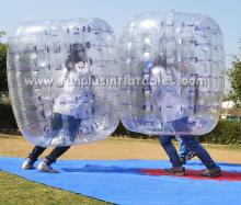 Sale inflatable Bubble balls, body zorb ball, human bubble football F7025