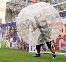 hot funny inflatable Bubble Footballs, Bumper Soccer from FunPlus suppier F7032
