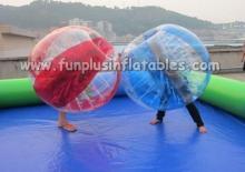 Great funny bumper zorbing balls,bubble footballs F7026