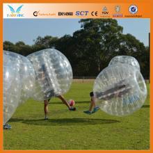 Popular  giant   PVC / TPU  inflatable  bubble  soccer   ball s