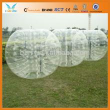 funny  inflatable bubble ball for football