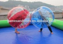 cheap inflatable bubble football,bumper ball with free shipping by sea A7001