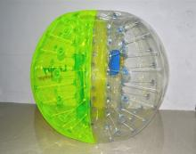 Dia 1.2/1.5/1.8 m PVC/TPU material inflatable bubble football outdoor bubble ball toy