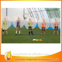 1.0mm tpu bubble football good hamster ball soccer bubble/bubble soccer