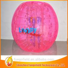 supplier zorb bumper bubble football bumper soccers soccer zorbing