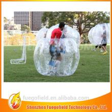 bumper zorb ball for sale pvc bubble football bubble soccer for playground