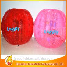 cheap TPU bubble football adult body inflatable bubble soccer promotional items for world cup
