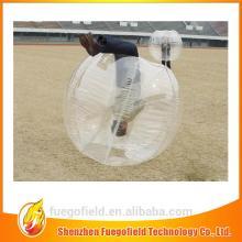 color bumper ball/bubble football/bubble soccer funny inflatable loopy ball human bubble pool