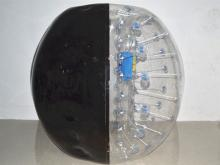 Thickness 0.8/1.0 mm soccer bubble football/ PVC/TPU material giant human hamster ball for sale outd