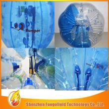 giant bubble football 2014 inflatable bumper soccer bubble yard pvc & tpu bubble ball for sale