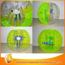 color bumper ball/bubble football/bubble soccer funny inflatable loopy ball adult bumper ball belly
