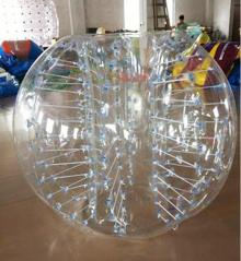 Crazy amusement equipment infatable bubble football/bubble soccer football body zorb suit ball can b