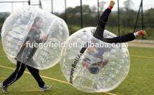 2014High quality  custom  color  PVC /TPU  Inflatable  human body zorb,bubble football ball with competiti