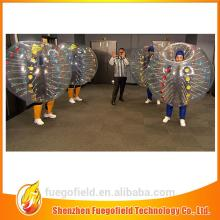 bubble football inflatables good price for sale body zorb balls body zorb balls