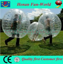 Top Quality cheap human bubble ball for football