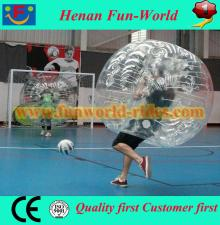 Hot sale bubble footballs china