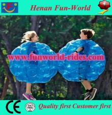 Best selling inflatable bumper ball / body zorb / inflatable bubble football