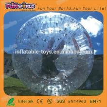 hot sale soccer bubble ball inflatable body zorb ball