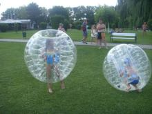 Inflatable Bumper Ball, Body Zorbing Bubble Ball, inflatable football sport body zorb