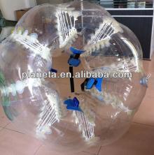 1.2m/1.5m/1.8m TPU/ PVC   transparent  bumper bubble football Guangzhou
