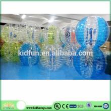 Hot Human Inflatable Bumper / Bubble Ball !!!