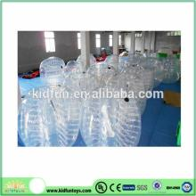 Newly  zorbing  ball  equipment /body  zorbing  bubble ball for kid 2014