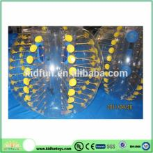 2014 Newest body bubble ball/football inflatable body zorb ball for sale
