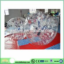 3 years warranty foot ball  inflatable body  zorb   ball s /inflatable bumper  ball  for sale/inflatable bub