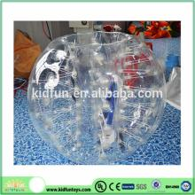 Cool football inflatable body zorb balls /body zorb ball/inflatable bubble football for sale