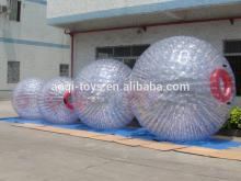 cheap  Zorb   Ball  Type and PVC,TPU Material bubble foot ball