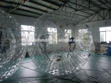 football inflatable body zorb ball,human inflatable bumper bubble ball for sale