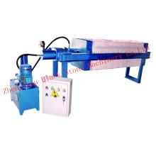 China hydraulic  press ure  filter   press  for food