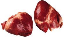 Frozen Pork Heart, Pork Liver, Pork Kidney, Pork Tongue (Swiss cut)
